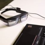 Lenovo presentó sus gafas inteligentes ligeras ThinkReality A3
