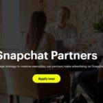 Snapchat relanza el programa de soluciones para socios para proporcionar más opciones de asistencia a los anunciantes