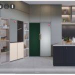 LG Electronics hizo el debut global su línea Furniture Concept