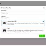Oculus ha anunciado App Lab que permitirá a los usuarios acceder a contenido experimental