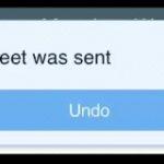 """Twitter está probando una nueva opción de """"Deshacer"""" para tweets enviados"""