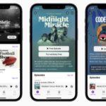 Apple presentó las suscripciones a Apple Podcasts