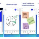 App de Microsoft Whiteboard ahora en vista previa pública en Google Play Store