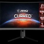 El MSI Optix MAG272CQP es un monitor de juego WQHD de 165 Hz