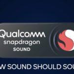 Snapdragon Sound es un nuevo estándar de tecnología de audio de Qualcomm que incluye chipsets y Bluetooth Audio SoCs