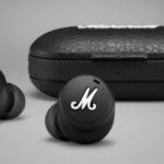 Marshall Mode II es el primer auricular verdaderamente inalámbrico de la marca
