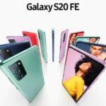 Samsung Galaxy S20 FE 5G recibió actualización que ofrece nuevas funciones de cámara
