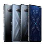 Xiaomi lanzó los nuevos telefonos Black Shark 4 y Black Shark 4 Pro