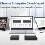 ASUS presentó los dispositivos ASUS Chrome Enterprise