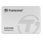 """Transcend presenta la unidad NAS SSD250N de 2,5 """""""
