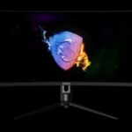 MSI presenta el monitor Optix MAG342CQ: 34 «VA, UWQHD, 1500R, 144 Hz, 1 ms, Adaptive Sync