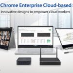 ASUS presentó los dispositivos ASUS Chrome Enterprise