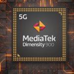 MediaTek anunció el nuevo chipset Dimensity 900 5G, la última incorporación a su familia Dimensity 5G