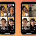 Live Rooms de Instagram ahora permite apagar tu audio y video