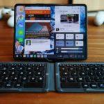 Xiaomi Mi Mix Fold obtiene el modo PC que se activa con un simple gesto en la pantalla
