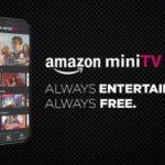 Amazon India lanza miniTV, un servicio gratuito de transmisión de video