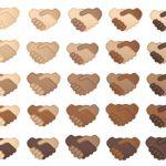 Los emojis de apretón de manos en varios tonos de piel llegarán a Android en 2022