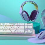 Logitech G presenta los auriculares con cable G335 y el mouse inalámbrico para juegos G305