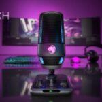 ROCCAT presenta el micrófono Torch: sonido con calidad de estudio para jugadores y creadores de contenido