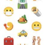 Google modifica emojis y los lleva a mas plataformas de Google
