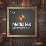 MediaTek presentó los chips Dimensity 920 y Dimensity 810 para teléfonos inteligentes 5G