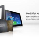 MediaTek lanzó su nuevo chipset Kompanio 1300T diseñado para tabletas Android