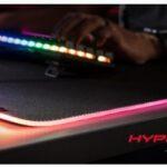 La nueva alfombrilla de ratón HyperX Pulsefire Mat RGB ilumina el mundo de los juegos