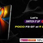 POCO F3 GT es un teléfono para juegos de gama media con especificaciones para competir con los mejores