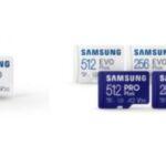 Samsung presenta las tarjetas MicroSD Fast and Durable PRO Plus y Enhanced EVO Plus