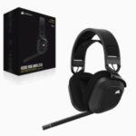Así son los nuevos auriculares para juegos CORSAIR HS80 RGB WIRELESS