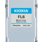 KIOXIA presenta los SSD de memoria de clase de almacenamiento PCIe 4.0 con la nueva serie FL6